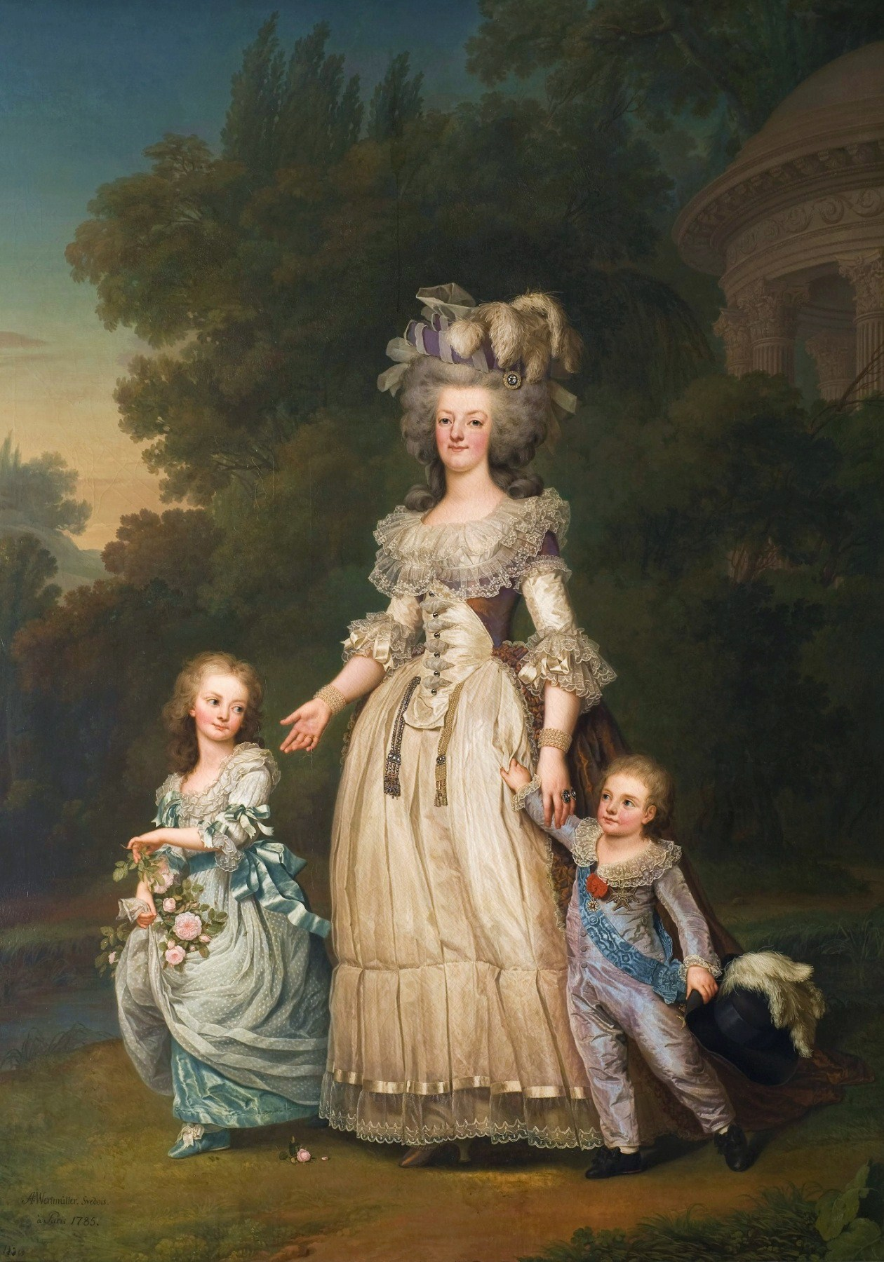 marie antoinette the gall of gaulle Marie - the depiction of marie always eating cake perhaps may refer to marie antoinette who allegedly said let them eat cakes this belief, however, doesn't have any valid ground nor evidence.