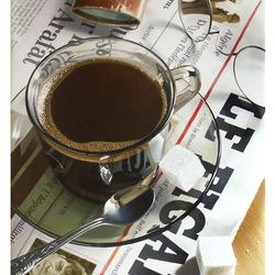Пазл онлайн: Утренний кофе