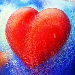 Пазл онлайн: Сердечко