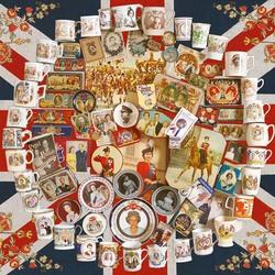 Пазл онлайн: Королевская семья