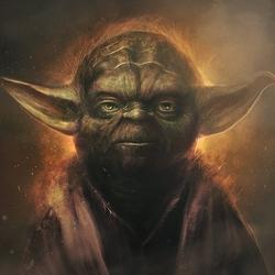 Пазл онлайн: Магистр Йода