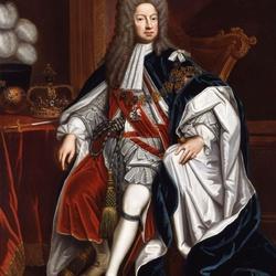 Пазл онлайн: Король Георг I