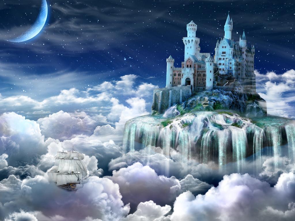 картинки про волшебный мир