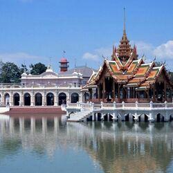 Пазл онлайн: Пагода