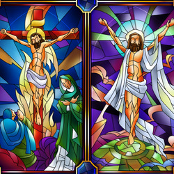 Пазл онлайн: Воскрешение