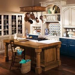 Пазл онлайн: Кухня в стиле