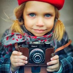 Пазл онлайн: Фотограф
