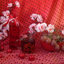 Пазл онлайн: Весна-красна