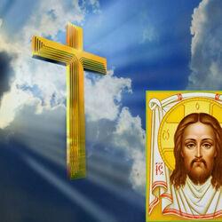 Пазл онлайн: С Пасхальным воскресением!