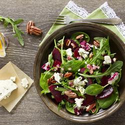 Пазл онлайн: Легкий салат