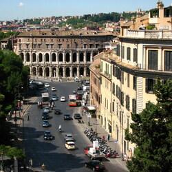 Пазл онлайн: Рим. Колизей