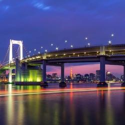 Пазл онлайн: Токио, Япония