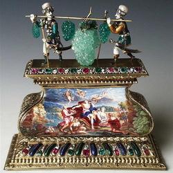 Пазл онлайн: Старинная шкатулка Иошуа и Калеб