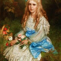 Пазл онлайн: Принцесса Маргарет Софи вон Остеррих