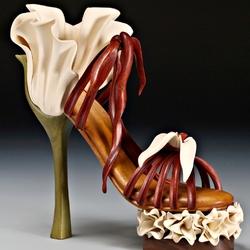 Пазл онлайн: Туфелька