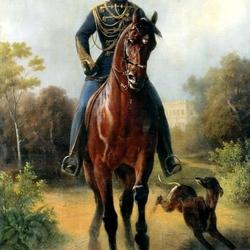 Пазл онлайн: Портрет императора Александра II