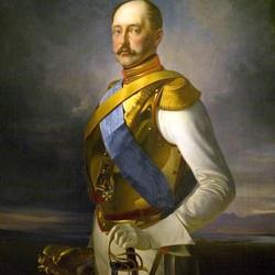Пазл онлайн: Портрет Николая I