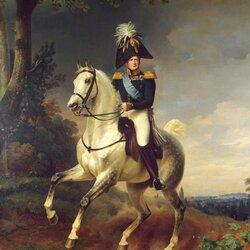 Пазл онлайн: Портрет Александра I