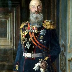 Пазл онлайн: Портрет великого князя Михаила Николаевича