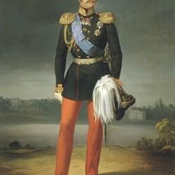 Пазл онлайн: Портрет Александра II