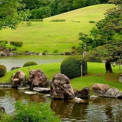 Пазл онлайн: Красота Японии
