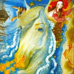 Пазл онлайн: Украинские народные сказки