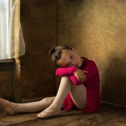 Пазл онлайн: Портрет дочери
