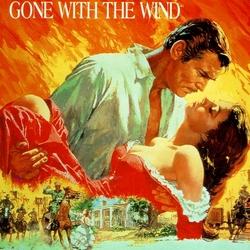 Пазл онлайн: Унесенные ветром