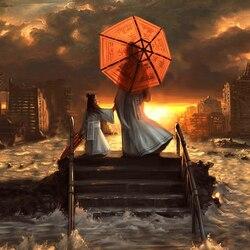 Пазл онлайн: Последний закат