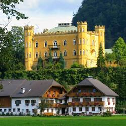 Пазл онлайн: Тироль,Австрия
