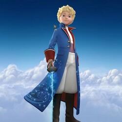 Пазл онлайн: Маленький Принц