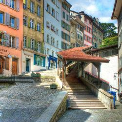 Пазл онлайн: Лозанна. Швейцария