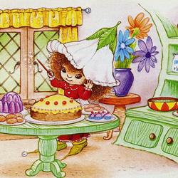 Пазл онлайн: День Рождения! Виктория Плюм