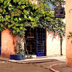 Пазл онлайн: Колокольная улица / Rue Du Clocher