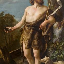 Пазл онлайн: Иоанн Креститель