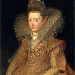 Пазл онлайн: Маргарита Гонзага, герцогиня Лотарингская
