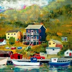 Пазл онлайн: Остров Ньюфаундленд