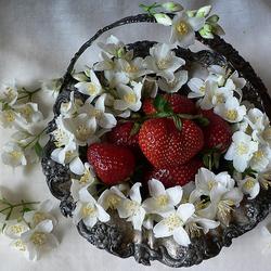 Пазл онлайн: Сладкий аромат