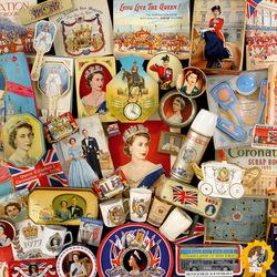 Пазл онлайн: Бриллианты королевы