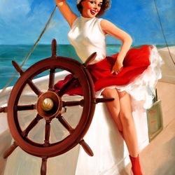 Пазл онлайн: Капитан