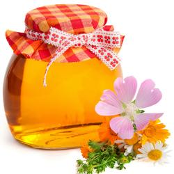 Пазл онлайн: Полевой мед