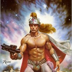 Пазл онлайн: Звездный защитник