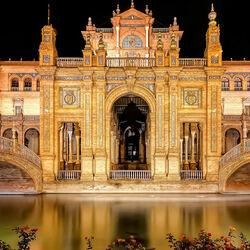 Пазл онлайн: Севилья. Испания