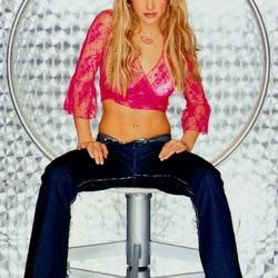 Пазл онлайн: Бритни Спирс