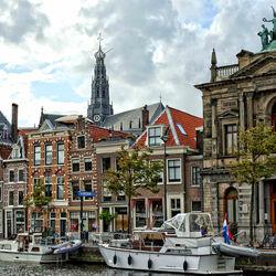 Пазл онлайн: Гарлем. Голландия