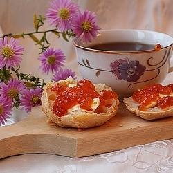 Пазл онлайн: Завтрак по-русски