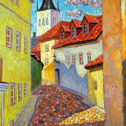 Пазл онлайн: Таллинн, вид на Оливесте