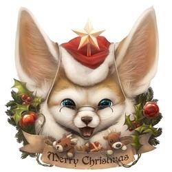 Пазл онлайн: Счастливого Рождества