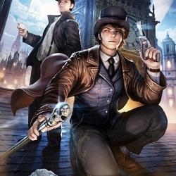 Пазл онлайн:  Luis the Daring Detective \ Луис - смелый детектив