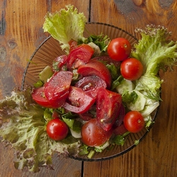 Пазл онлайн: Простенький салатик